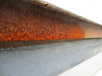 板金屋根劣化