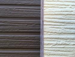 サイディング塗装工事