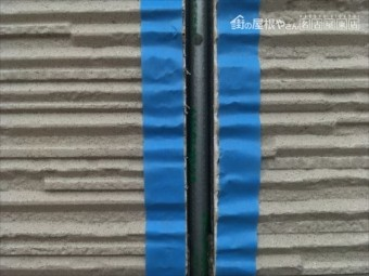 サイディング外壁 シーリング目地打ち替え工事