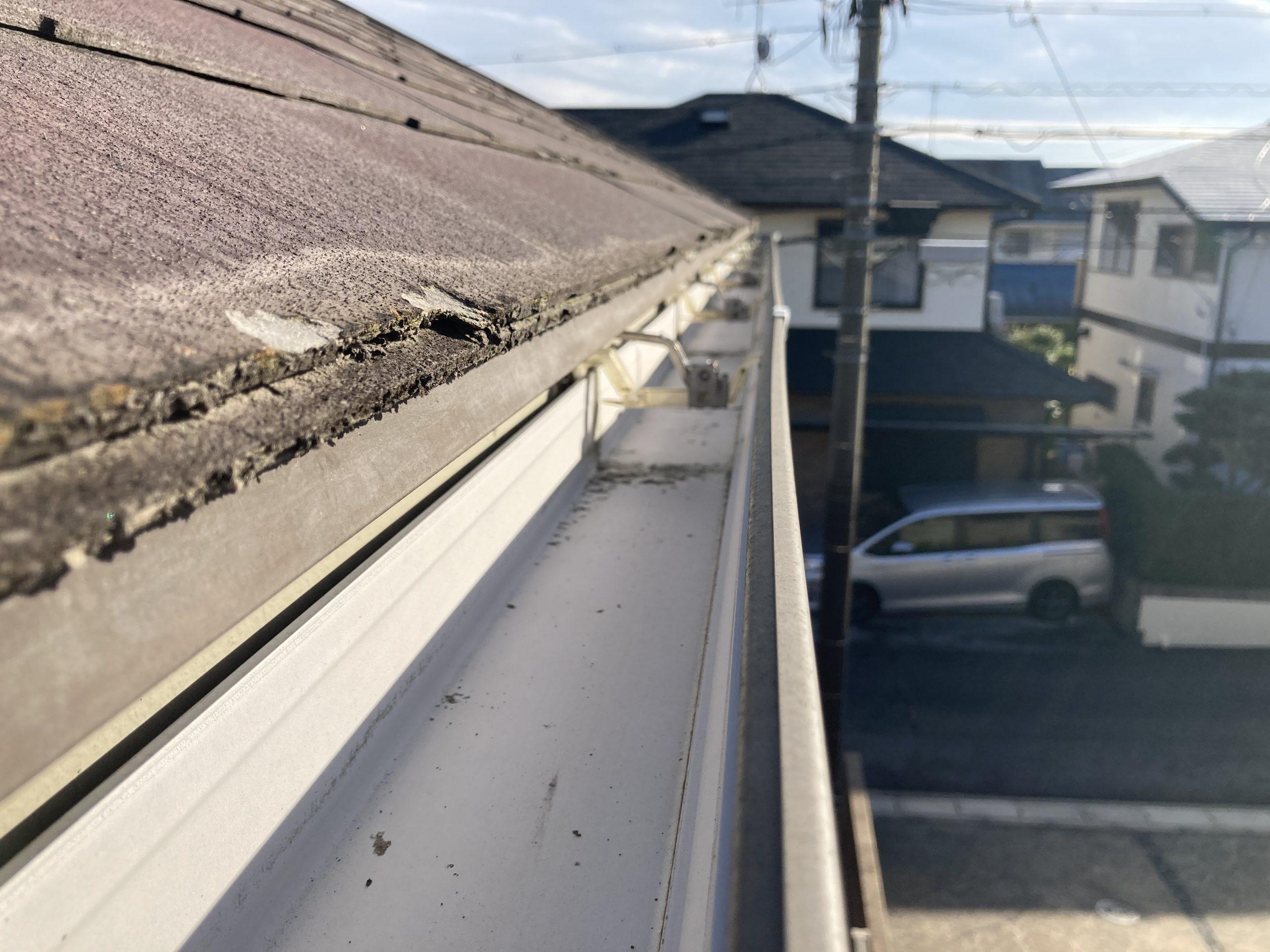 屋根点検 パミール