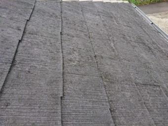 カバー工法 屋根調査