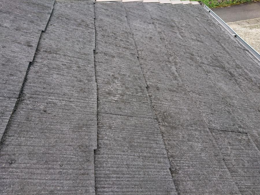 スレート屋根は塗装工事も良いですがカバー工法もお勧めです。小牧で屋根調査