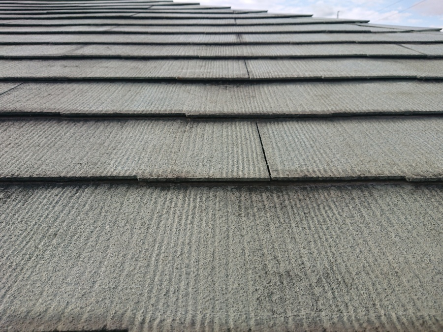 スレート屋根 メンテナンス