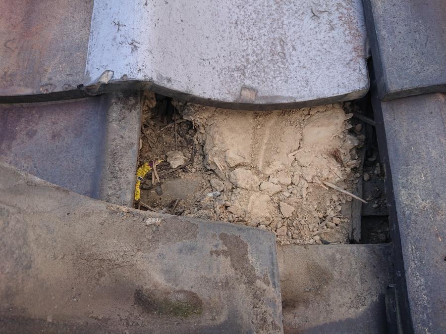 瓦屋根 調査