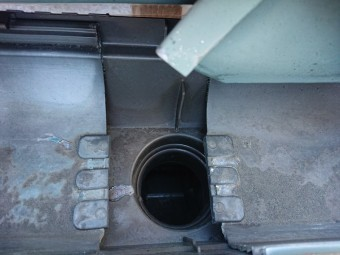 屋根の点検 化粧スレート