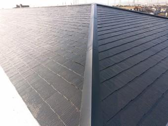 スレート屋根塗装工事 ヤネフレッシュ