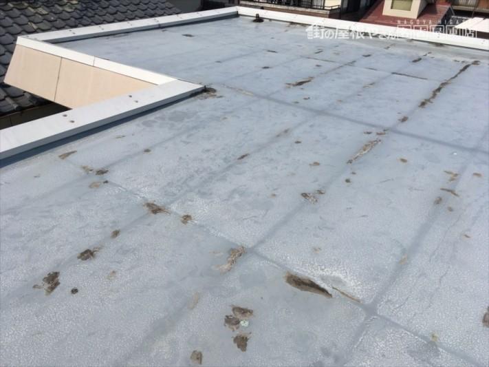 陸屋根 防水 雨漏れ
