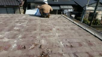 U瓦屋根葺き替え
