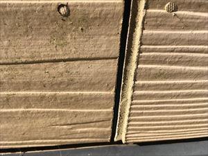 外壁塗装 劣化 褪色 色褪せ 目地 サッシ廻り 切れ