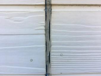 外壁塗装 点検 チョーキング 目地 サッシ回り 切れ ひび割れ