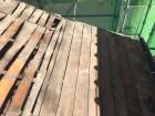 ガルバリウム鋼板 防水シート 葺き替え