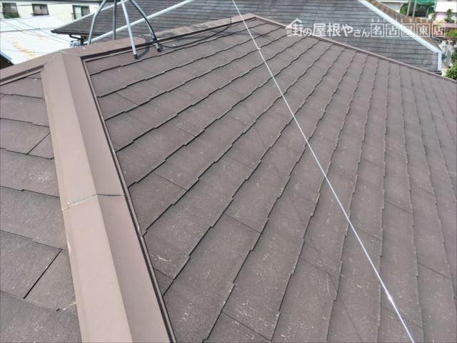 スレート屋根 カラーベスト