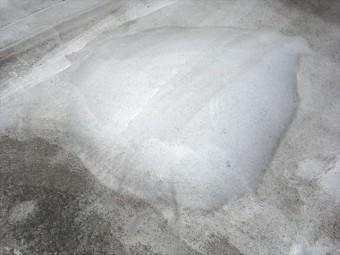 屋上防水 膨れ
