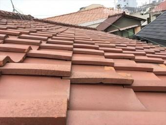 瓦 漆喰 土葺き