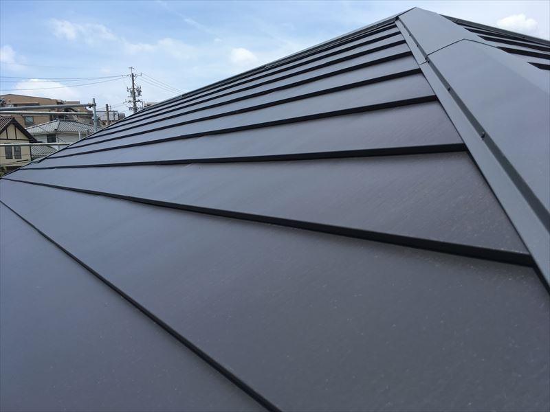 板金屋根 カバー工法