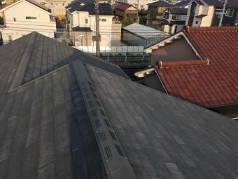 屋根 点検 色褪せ 塗装