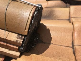 屋根点検 漆喰 劣化 瓦 ズレ 浮き