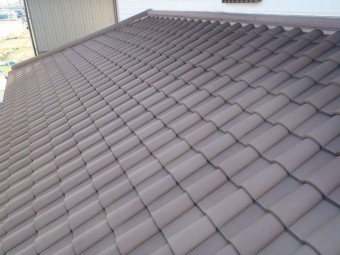 カパラス下屋根