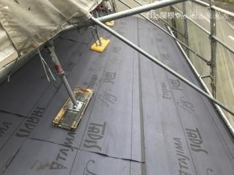屋根重ね葺き工事屋根重ね葺き工事 ガルテクト
