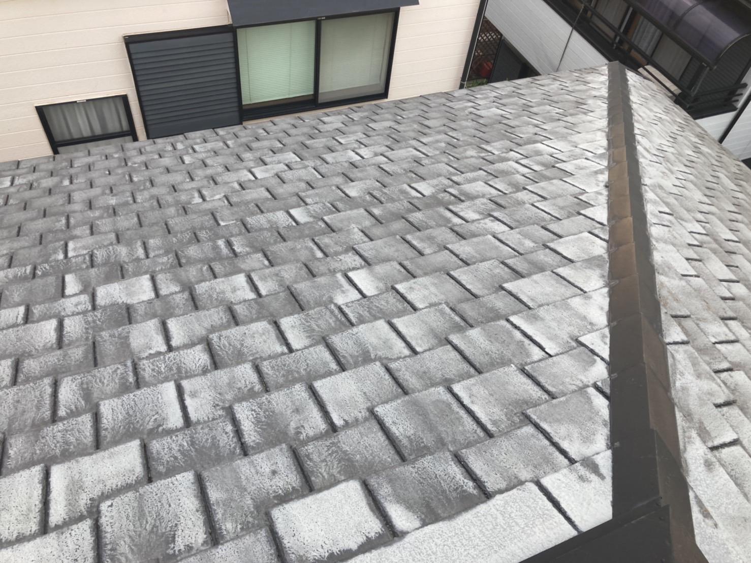 スレート屋根なのに塗装をお勧めできない?名古屋市千種区