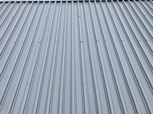 施工後 屋根カバー工法