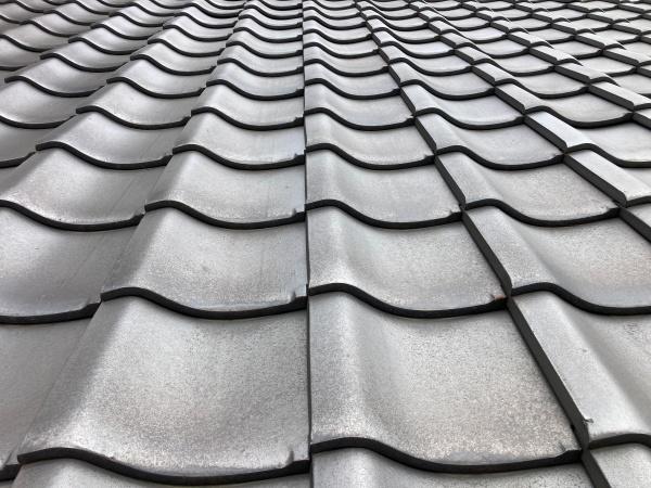 屋根のズレの確認