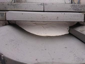 瓦屋根の点検 いぶし瓦